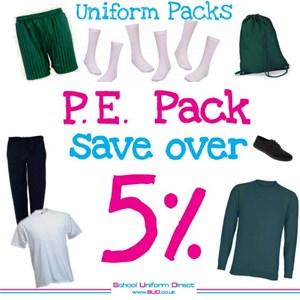 Oatlands Infant School P.E Pack