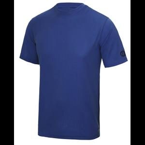 T-Shirt Technical St Martins P.E. Royal