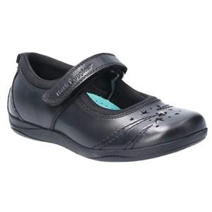Hush Puppies Amber Girls Velcro Shoes