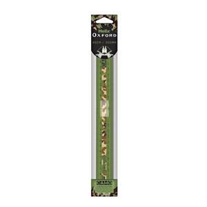Oxford Camo Folding Ruler - 30cm