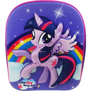 My Little Pony Twilight Sparkle 3D Eva Backpack