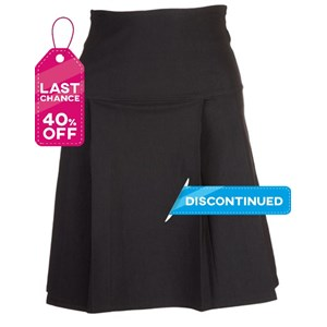 Triple Pleat - Bengaline - Fitted - Skirt ⚠️Discontinued⚠️