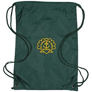 Drawstring bag St. Clements & St. James