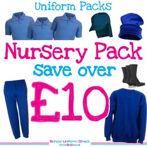 St Leonard's- Ultimate Nursery Pack