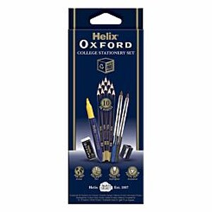Oxford College Stationery Set