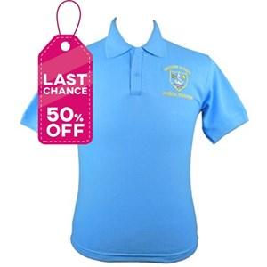 Polo Shirt Salesian P.E. Years 8 - 11 ⚠️ While Stock Last ⚠️