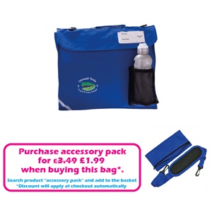 Book Bag Ultimate Stanwell Fields