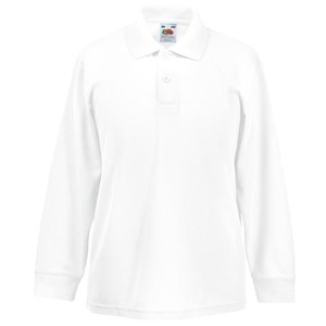 Polo Shirt L/S Premium
