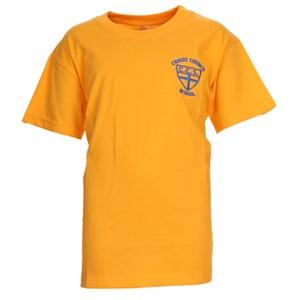 T-Shirt Christ Church P.E.