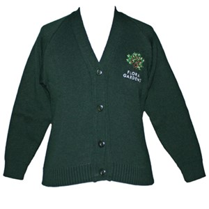 Knitwear Cardigan CA Flora Gardens