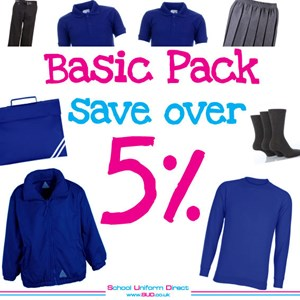 Christ Church Basic Pack