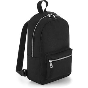 Metallic Zip Backpack BAG235