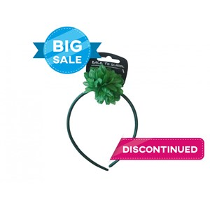 Flower Bobble & Alice Hair Band ⚠️ Discontinued ⚠️