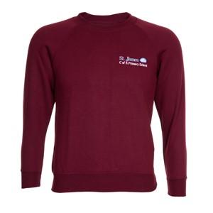 Sweatshirt Roundneck St James Weybridge