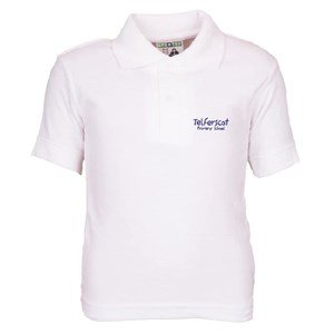 Polo Shirt Telferscot Primary P.E