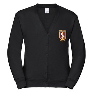Cardigan Sweatshirt Swaffield Year 6 Only