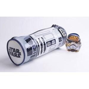 STAR WARS Barrel Pencil Case