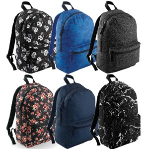 Graphic Backpack BG188