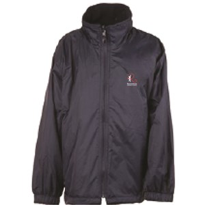 Reversible Fleece Jacket Ravenstone