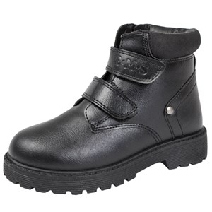 Boys Buckle My Shoe Velcro Ankle Boot