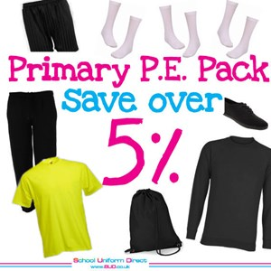 SS Peter and Paul Primary P.E Pack