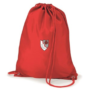 Drawstring Bag Town Farm