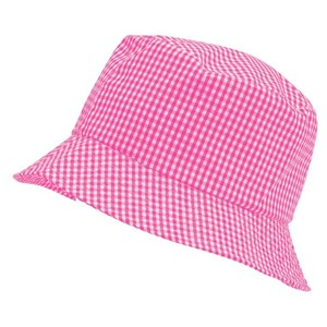 Summer Hat Gingham