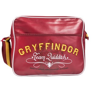 Harry Potter Team Quidditch Gryffindor Courier Bag