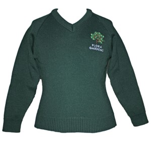 Knitwear Jumper CA Flora Gardens
