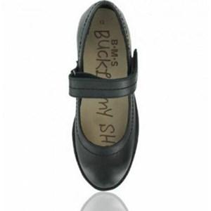 Buckle My Shoe Velcro BTS Bar Girls Shoe