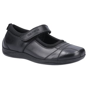 BLACK CLARA SENIOR SCHOOL SHOE