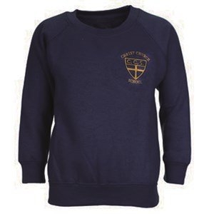 Sweatshirt Roundneck P.E Christ Church