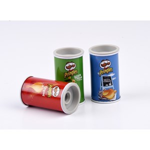 Pringles 1 Hole Canister Pencil Sharpener