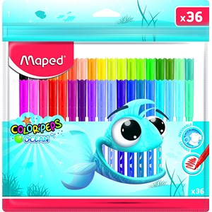 Color'Peps Ocean Felt Tip Pens