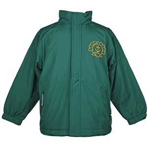 Reversible Fleece Jacket St. Clements & St. James