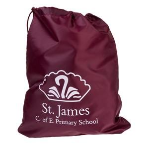 Drawstring bag St James Weybridge