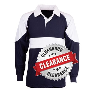 Rugby Shirt - Fully Reversible