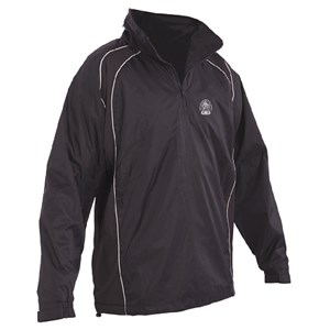 London Nautical Panelled Rain Jacket