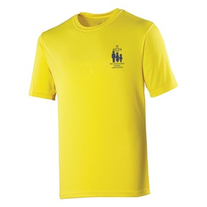 T-Shirt Technical Holy Family P.E. - KS1 & KS2