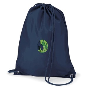 Drawstring bag Cricket Green