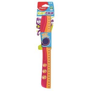 Kidygrip Ruler 30Cm - Sleeve