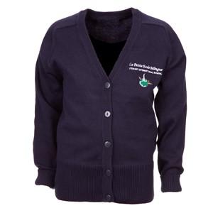 Knitwear Cardigan TX La Petite Ecole Bilingue