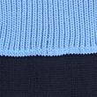 Football socks Turnover Navy/sky