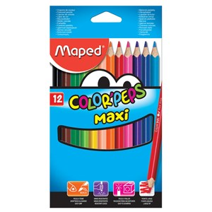 Color Peps Maxi Pencils