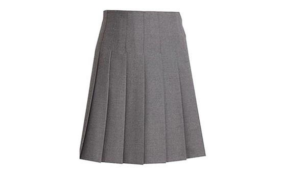 f11882e9b6 Stitch Down Pleated Skirt | School Uniform Direct
