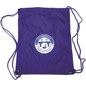 Drawstring bag Riverbridge