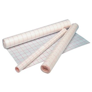 Helix Clearseal Adhesive Covering Film 45 x 100cm