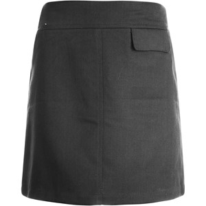 Pex - A Line Skirt With Pocket