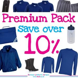 Woodsterne Secondary School Premium Pack