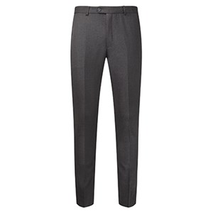 Ultra Slim Fit Flat Front Senior Trouser